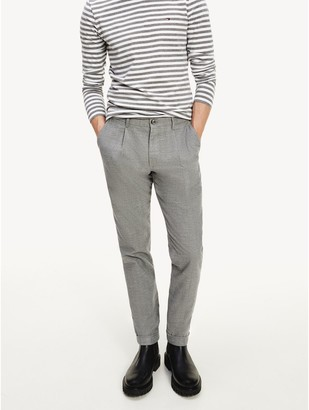 Tommy Hilfiger Slim Fit Brushed Cotton Chino