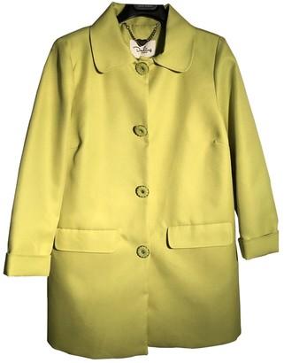 Darling Green Coat for Women