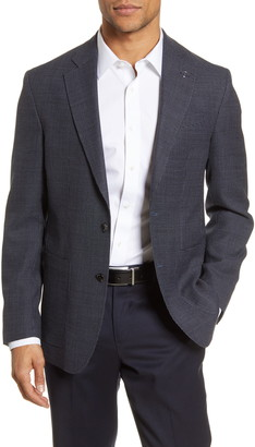 Ted Baker Kyle Trim Fit Neat Wool Sport Coat