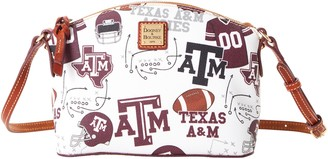 Dooney & Bourke NCAA Texas A&M Suki Crossbody