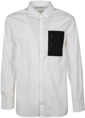 Neil Barrett Zipped Pocket Shirt