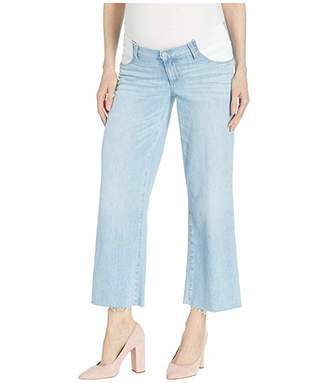 Paige Nellie Culotte w/ Elastic Insets in Myrtle