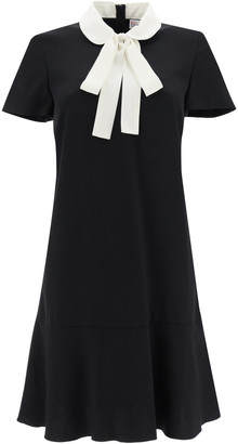RED Valentino Mini Dress With Bow
