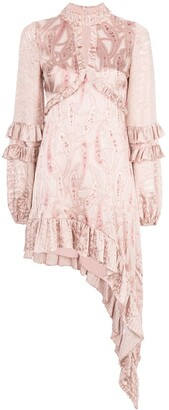 Alexis Liora ruffled dress