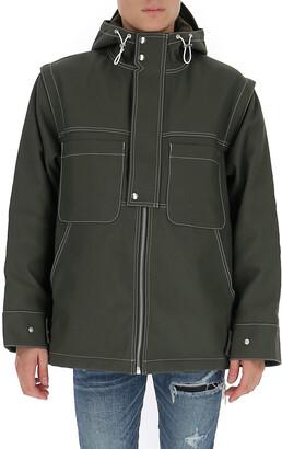 Jacquemus Meunier Stitch Detail Jacket
