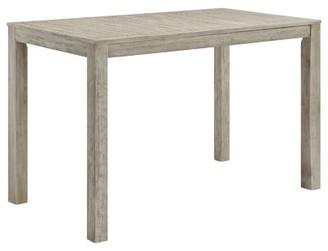 Daenerys Wooden Bar Table Longshore Tides