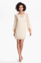 Laundry by Shelli Segal 'Sand Dollar' Lace Shift Dress