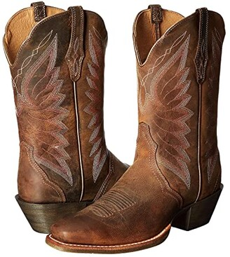 Ariat Autry (Woodsmoke) Cowboy Boots