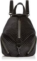 Rebecca Minkoff Julian Convertible Mini Velvet Backpack - 100% Exclusive