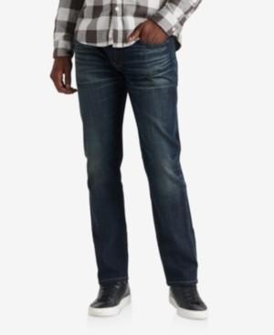 Lucky Brand Men's 223 Straight Coolmax Jeans