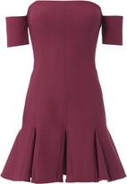 Cinq à Sept Elva Off Shoulder Flare Dress