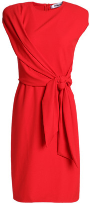 Chalayan Wrap-effect Knotted Crepe Dress