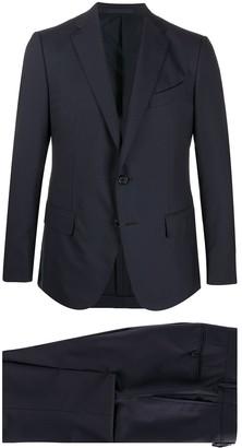 Caruso Stripe Print Suit Set