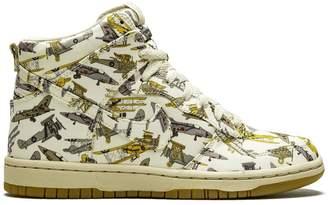 Nike WMNS Dunk Hi Skinny Prem sneakers