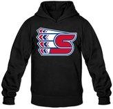 Sarah Men's Spokane Chiefs Logo Hoodie XXL