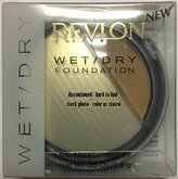 Revlon Wet/dry Foundation Powder Compact Oil free SPF10 Nude 02 by