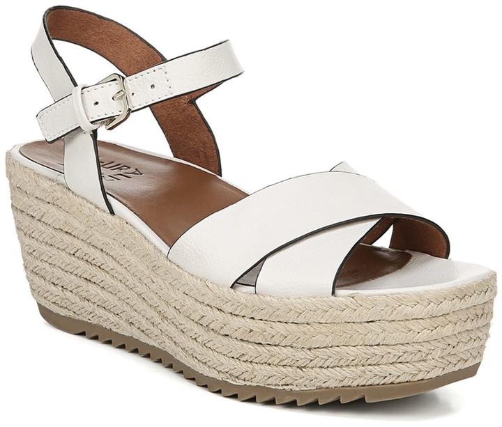 1e66910ba92 Oceanna Ankle Strap Wedge Espadrille Sandal - Wide Width Available