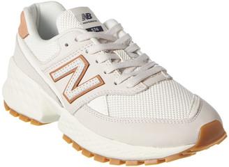 New Balance Fresh Foam 574 Sport V2 Leather & Mesh Sneaker