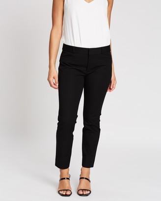 Banana Republic Petite Modern Sloan Skinny-Fit Pants
