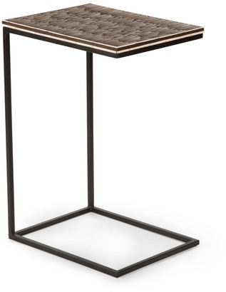 Wilma Steve Silver Co. Chairside Table