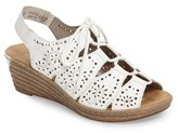Rieker Antistress Women's Fanni Wedge Sandal