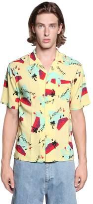 Carhartt Anderson Printed Viscose Shirt