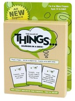 Patch Products Game of Things card game