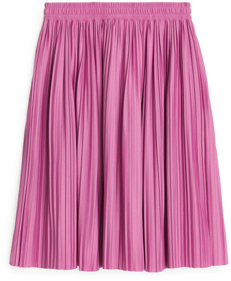Arket Pleated Skirt