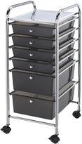 JCPenney 6-Drawer Storage Cart