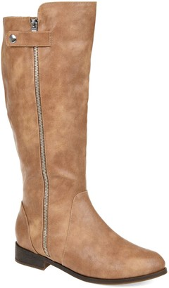 Journee Collection Kasim Women's Knee High Boots