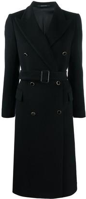 Tagliatore Double-Breasted Cashmere Coat