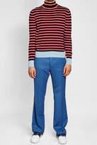 Valentino Wool Tuxedo Pants