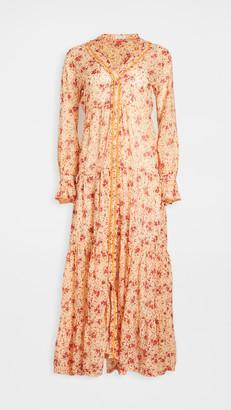 Poupette St Barth Rita Long Dress