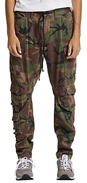 Hudson Dropped-Crotch Skinny Fit Cargo Pants