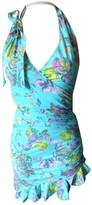 Ungaro Turquoise Cotton - elasthane Dress for Women