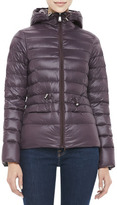 DKNY Packable Puffer Jacket with Hood