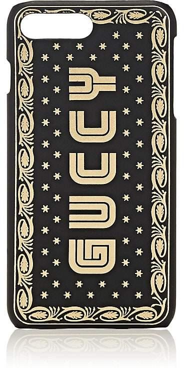 "Gucci Men's ""Guccy Moon"" Leather iPhone® 7 Plus/8 Plus Case"