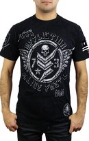 Affliction Compound Short Sleeve T-Shirt XXXL