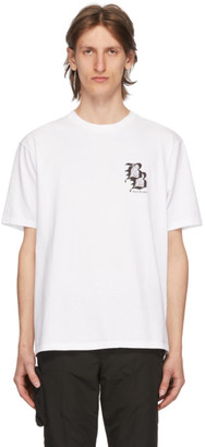 Undercover White Brain Burger T-Shirt