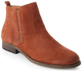Franco Sarto Whiskey Suede Ankle Booties