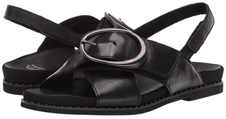 Earth Ambrosia (Dark Blush Soft Buck) Women's Sandals