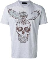 Etro skull print T-shirt - men - Cotton - M