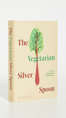 Books with Style The Vegetarian Silver Spoon Cookbook