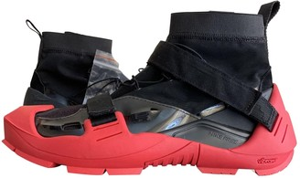 Nike X Alyx Black Rubber Trainers