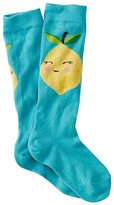Kids Pitter Pattern Knee Socks