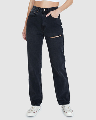 Insight Robin Relaxed Straight Jeans