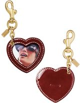 New HEART PICTURE FRAME CHARM