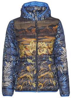 Desigual ANKOR women's Jacket in Multicolour