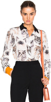 Stella McCartney Cat Print Blouse