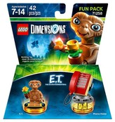 Warner Bros. LEGO Dimensions - E.T. The Extra-Terrestrial Fun Pack